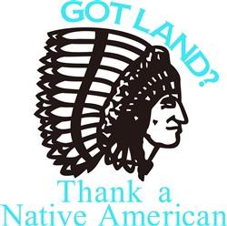 Got Land? print art