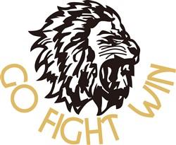 Go Fight Win print art