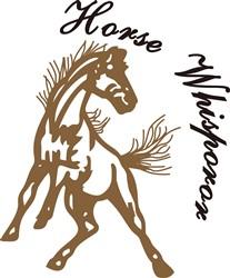 Horse Whisperer print art