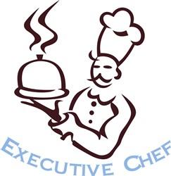 Executive Chef print art