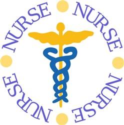 Nurse print art