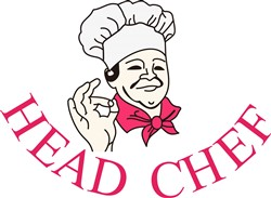 Head Chef print art