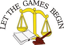 Legal Games print art