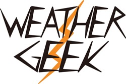 Weather Geek print art