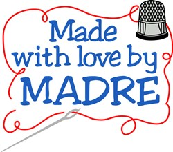 Made By Madre print art