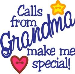 Call From Grandma print art