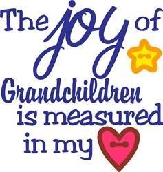 Joy Of Grandchildren print art