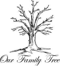 Our Family Tree print art