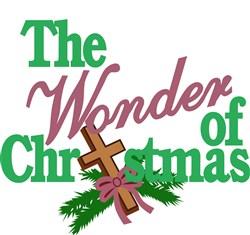 Wonder Of Christmas print art