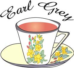 EARL GREY TEA print art