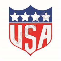 USA print art