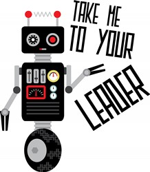 To Your Leader print art