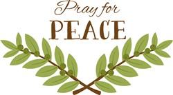 Pray For Peace print art