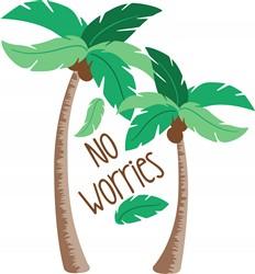 Wo Worries print art