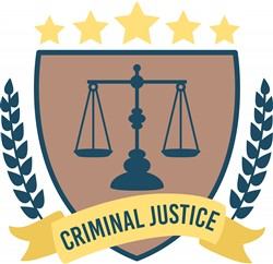 Criminal Justice print art