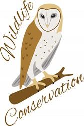 Wildlife Conservation print art