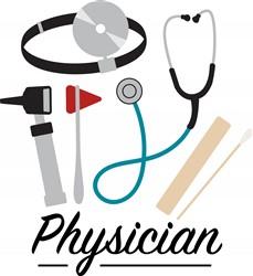 Physician print art