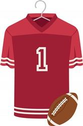 Football Jersey 1 print art