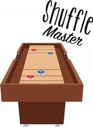 Shuffle Master print art