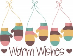 Warm Wishes print art