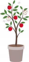 Apple Tree print art