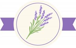 Lavender Flowers print art