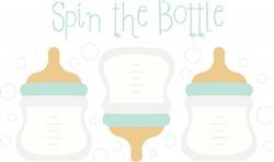 Spin The Bottle print art