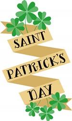 Saint Patricks Day print art