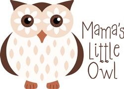 Mamas Little Owl print art