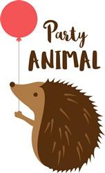 Party Animal print art