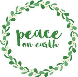 Peace On Earth print art