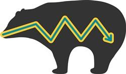Native American Bear print art