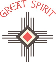 Great Spirit print art