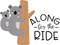 Along For The Ride print art