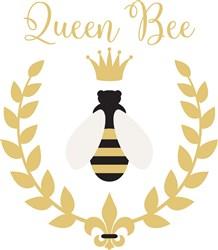 Queen Bee print art