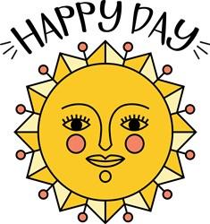 Happy Day print art
