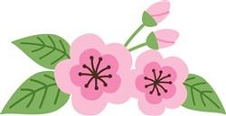 Cherry Blossoms print art