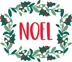 Noel Holly print art