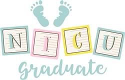 NICU Graduate print art