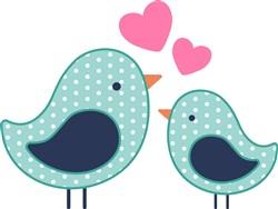 Love Birds print art