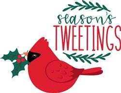 Seasons Tweetings print art