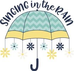 Singing In The Rain print art