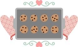 Cookie Baking Sheet print art