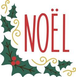 Noel Holly print art