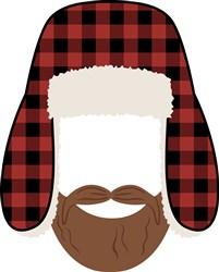 Lumberjack  print art