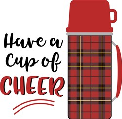 Cup Of Cheer print art