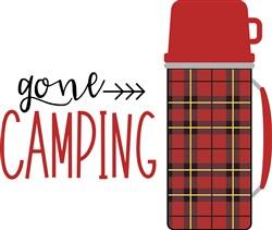 Gone Camping print art