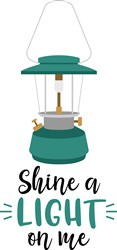 Shine A Light print art