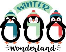 Winter Wonderland print art
