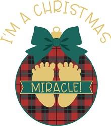 Christmas Miracle print art